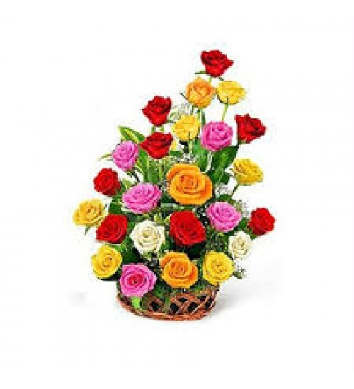 24 PCS FLOWER BOUQUET